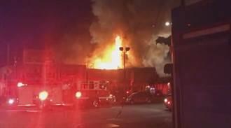 北加州奧克蘭大火 死者恐達40人