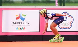 亞洲國際溜冰賽 中華隊包辦男女500公尺雙金