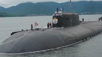 航艦殺手 俄國奧斯卡級核潛艇