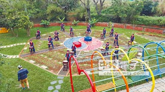 新故鄉動員令-福龍國小打造八卦菜園 超有型