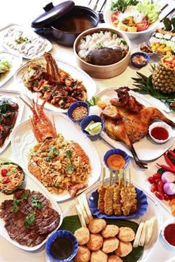 最華麗的團圓飯 Thai &Thai 宮廷宴開放預訂