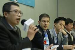 Uber記者會 呼籲政府開放討論「網路平台叫車爭議」