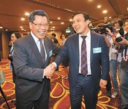 梁國新將駐星 加強台星經貿關係