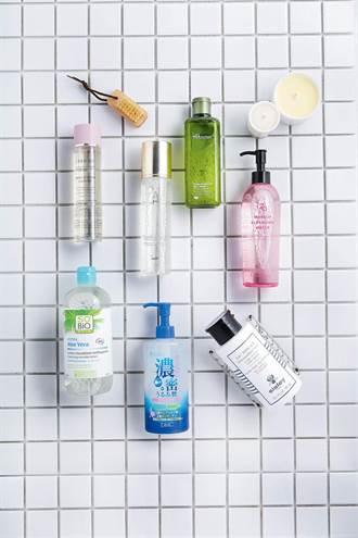 挑對卸妝品 潔淨開外掛