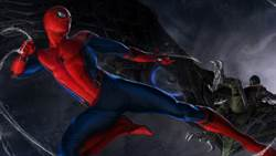 新版蜘蛛人預告片出爐!竟然會飛