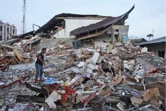 印尼強震逾百喪生 馳援大塞車影響搶救