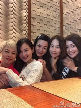 《鹿鼎記》韋小寶的「5個妻子」18年後重聚!超逆天凍齡美貌