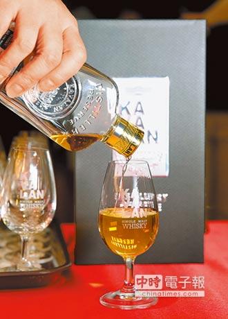 走過10年…金車噶瑪蘭躍升全球第9大威士忌廠