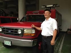 首位十傑消防員攻博士  洪松銘再攀高峰