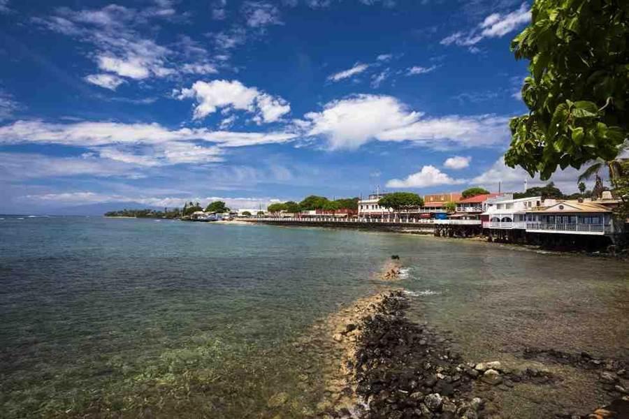 夏威夷茂宜島的美景。(美聯社)