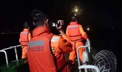 基隆漁船外海沉沒 救起1人7人失蹤