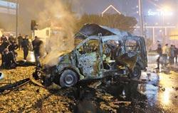 土耳其伊斯坦堡 驚爆30警亡 兩起炸彈攻擊 38死166傷