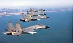 中日戰機鬥法 東海上演貓鼠遊戲