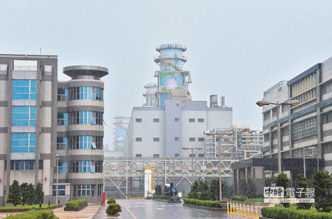 1105億擴大投資大澤電廠(資料照片)