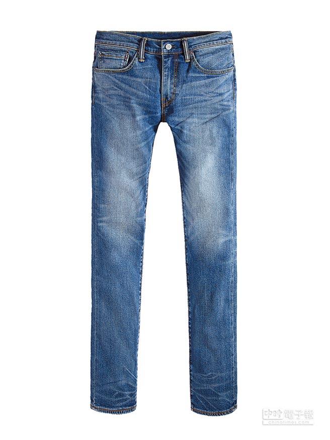LEVI'S 511修身窄管丹寧褲 - 簡約潮流,4390元。