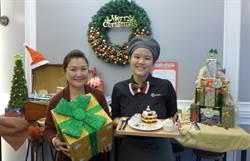 耶誕送愛!冰淇淋店募集禮物助弱勢