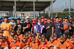 圖輯》台日棒球教室 職棒球星齊聚授課