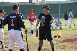李杜軒續開棒球教室  拚回日本職棒