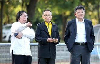 兩岸合力 余秀菁、王湘惠登陸成功