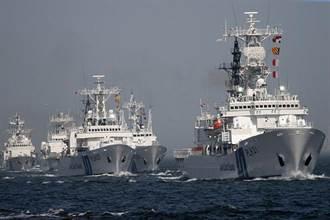 日本編列史上最大的海巡預算
