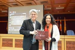西班牙《三毛,生命之旅》紀錄片 華梵大學首映