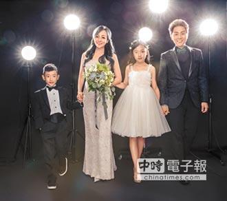 王仁甫結婚10年愛意不滅 趙婷自虧3年之癢「老公礙眼」