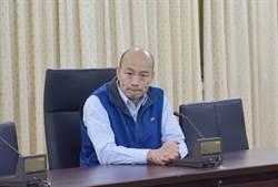 韓國瑜:北農哪有黑暗力量  歡迎警調查