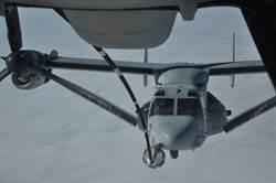 魚鷹機沖繩事故 原因是螺旋槳纏到加油管
