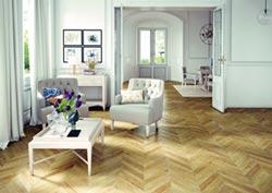 曹碩超耐磨木地板 塑造生活新品味