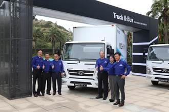 Hyundai要賣拖拉庫 目標擠身商用車前三大