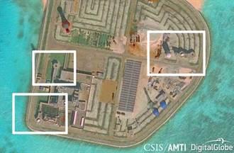 陸國防部:南海難道不能準備彈弓嗎?