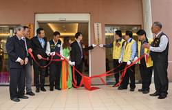 中州科大47周年校慶 新住民服務中心揭牌