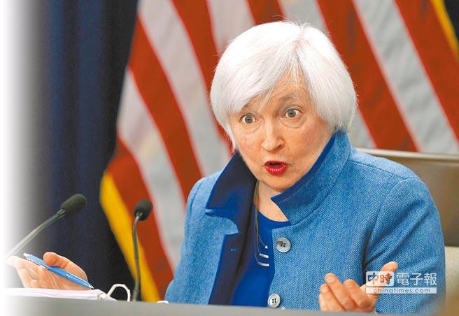 還會再升Fed主席葉倫表示,這次升息只是溫和調整,預料經濟發展僅將支持循序漸進的升息。(路透)
