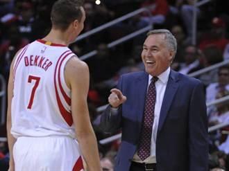 NBA》湯加諾維奇沒進名人堂 豪哥恩師不滿