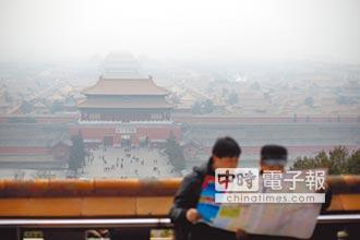 最長霧霾天 陸23城紅色警戒