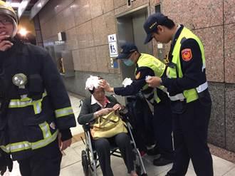 板橋站推擠3傷 疑因手扶梯負載過重釀禍