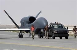 中軍機疑繞台 傳美軍派「全球之鷹」監控全局