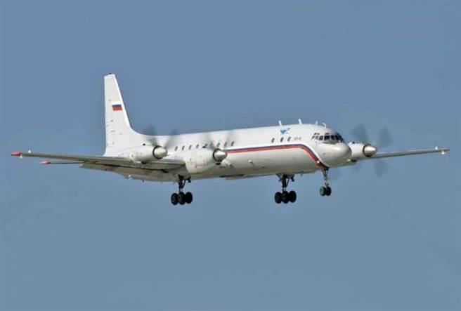 俄國il-18型各機。(圖/網路)
