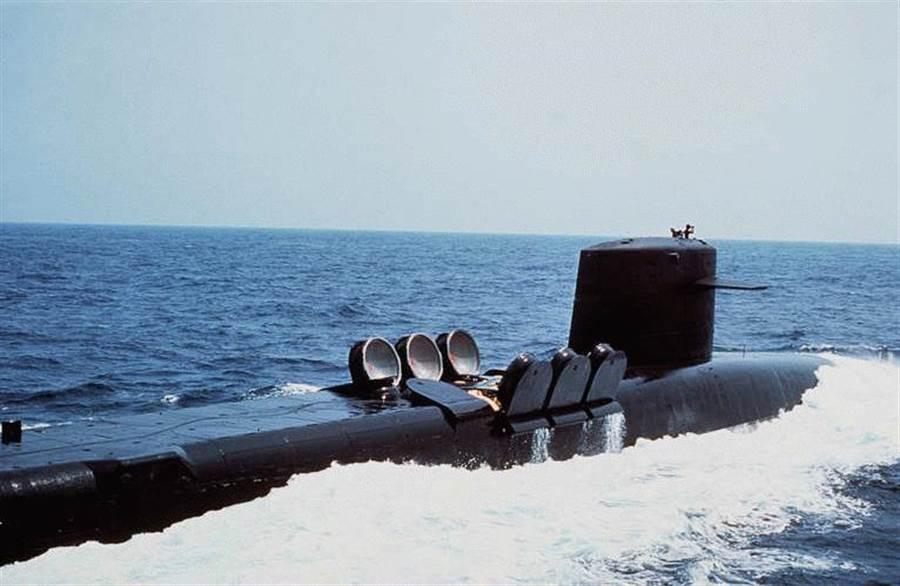 美國海軍將由哥倫比亞號戰略潛艦,取代現役的俄亥俄級。圖為俄亥俄號。(圖/美國海軍)