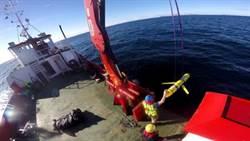 美官員:陸最快20日歸還水下偵測機