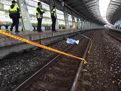貪快跨越鐵道 台鐵汐科站1人遭自強號撞擊身亡