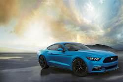 【2017台北新車大展】Ford Mustang領軍