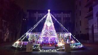 松山工農聖誕活動 感恩傳遞愛和祝福