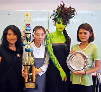 亞馬遜綠精靈!屏科大學生國內外比賽奪冠