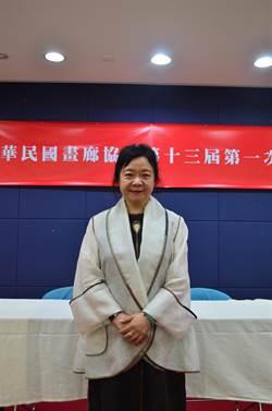 鍾經新當選新任畫廊協會理事長