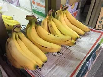 風災後缺貨!香蕉、木瓜飆高價 買不下手