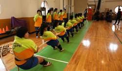 國內研發拔河訓練機 贊助景美女中備戰明年世運會