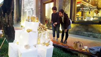 高雄駁二推「聖誕術」 歡渡耶誕節