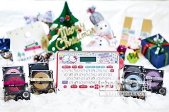 Epson標籤機 聖誕送禮人氣夯