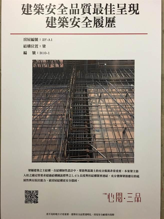 建築安全工法對於鋼筋捆紮以及混凝土的品質,都要求最嚴格的標準。